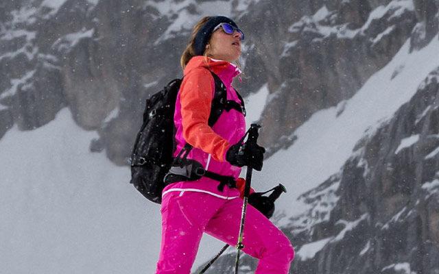 Women Mountain sports