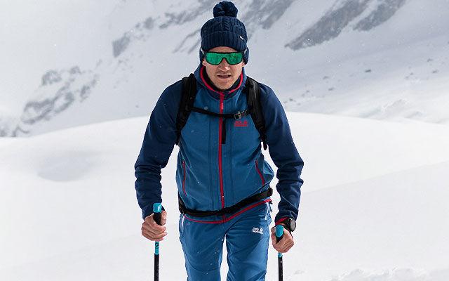 Men The Snow Adventurer