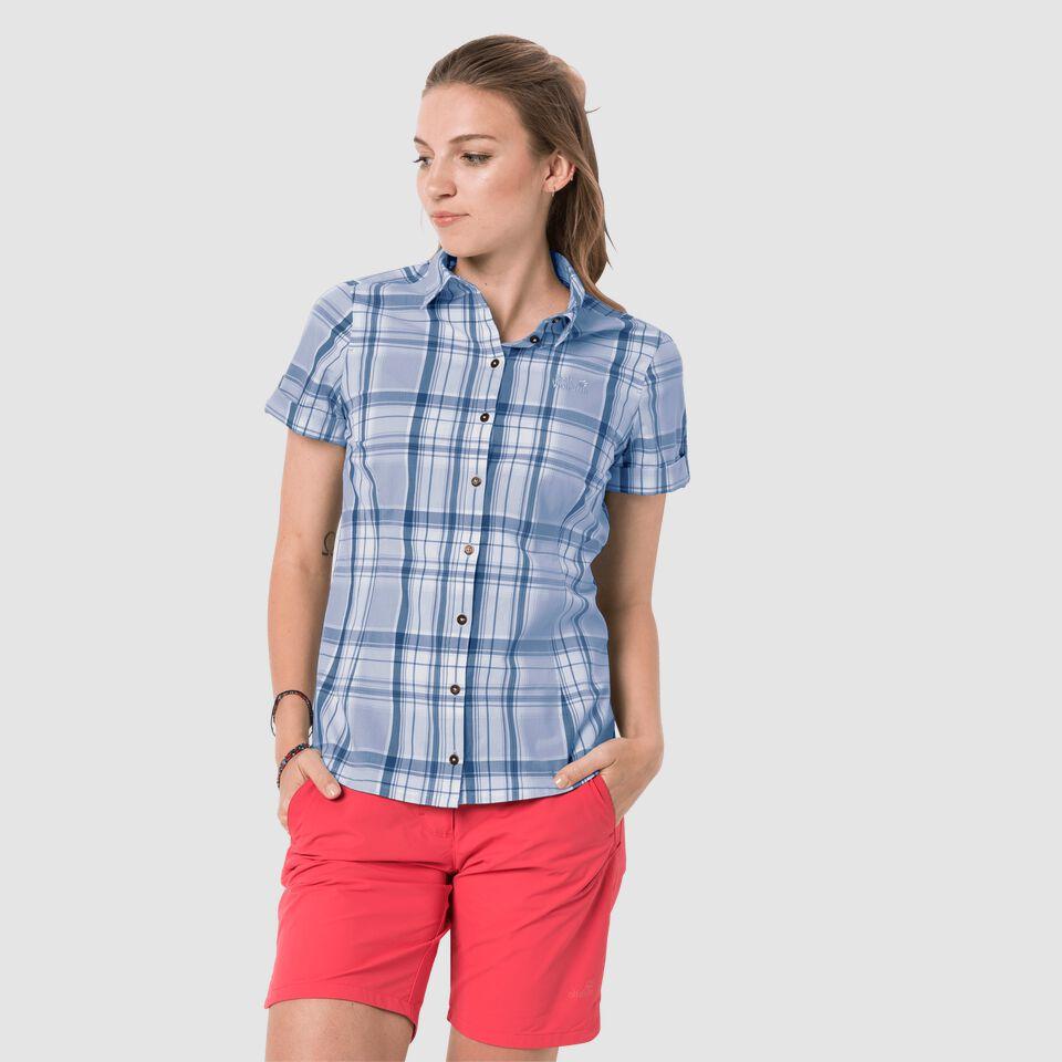 Very light blue shirt
