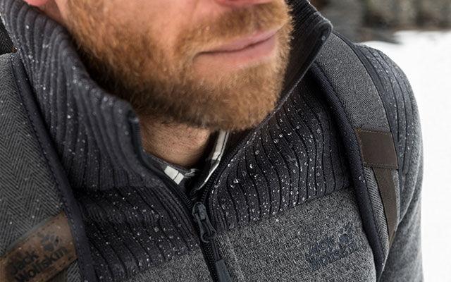 Men Fleece jackets
