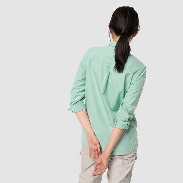 LAKESIDE ROLL-UP SHIRT W