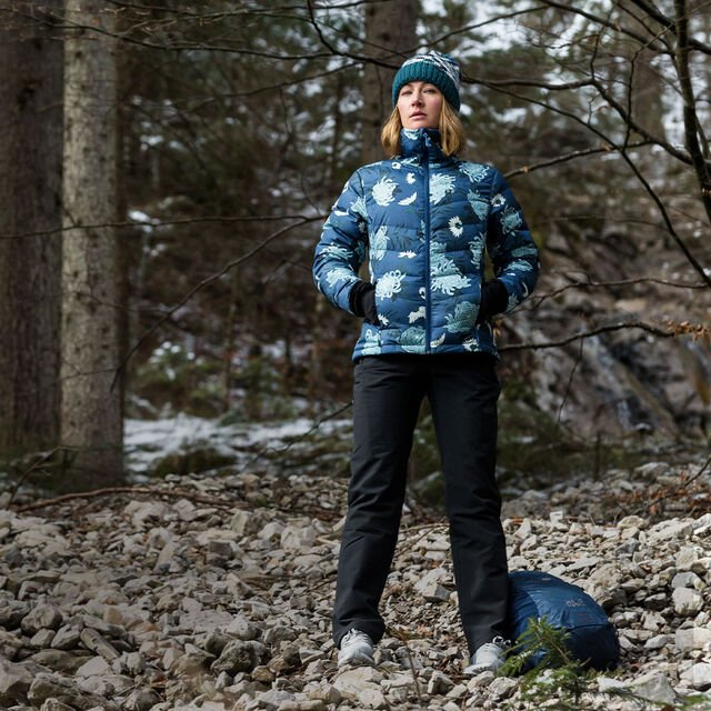 Winter Hiking Outfit